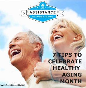 Tips for Healthy and Happy Aging