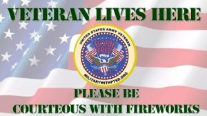 Fourth of July Fireworks and PTSD
