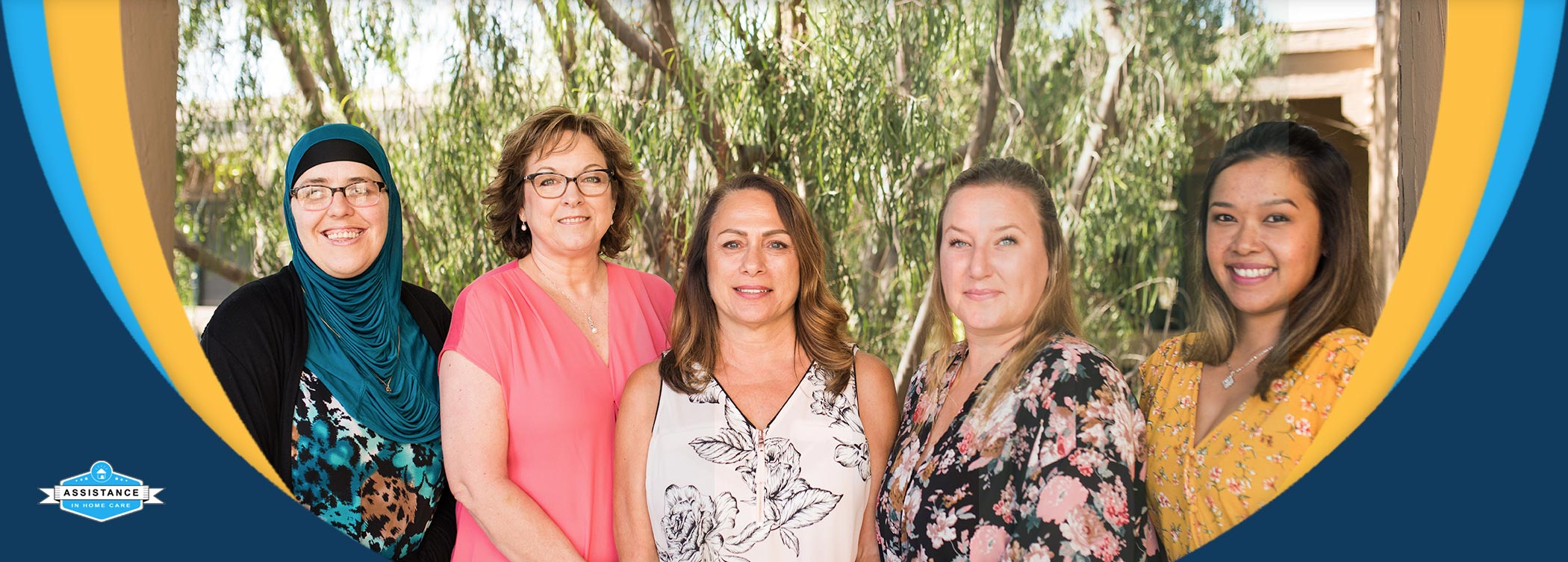 Assistance in Home Care - Team