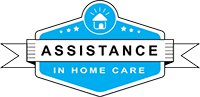 Assistance In Home Care Logo