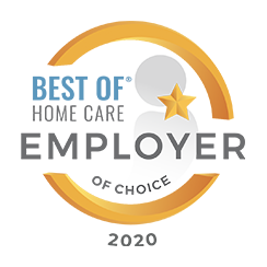 Assistance in Home Care Best of Home Employer Award